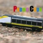 train shape custom usb pvc rubber flash drives