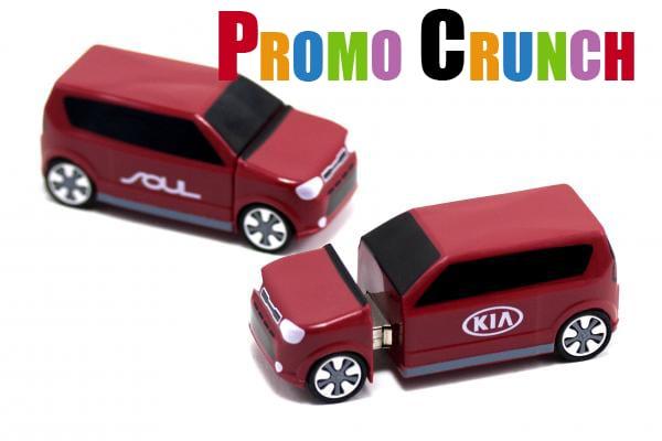 car auto shape custom usb pvc rubber flash drives