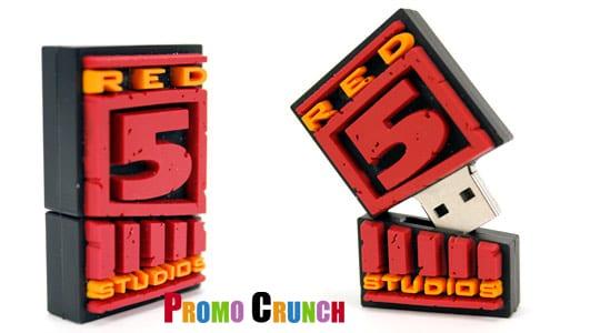 logo custom usb pvc rubber flash drives