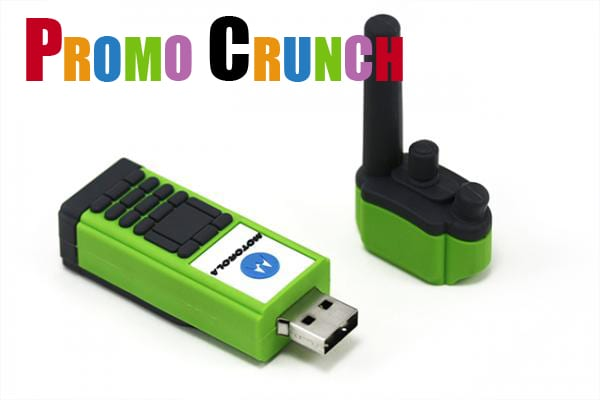 radio custom usb pvc rubber flash drives