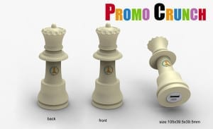 custom power bank chess