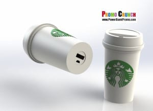 coffee cup power bank