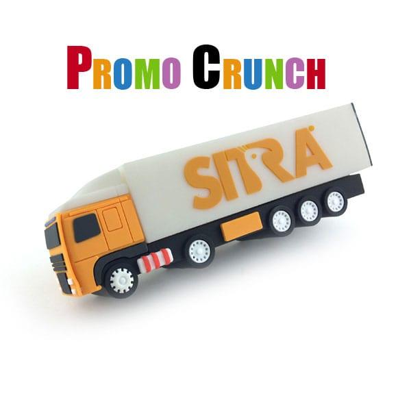 custom promotional power banks truck