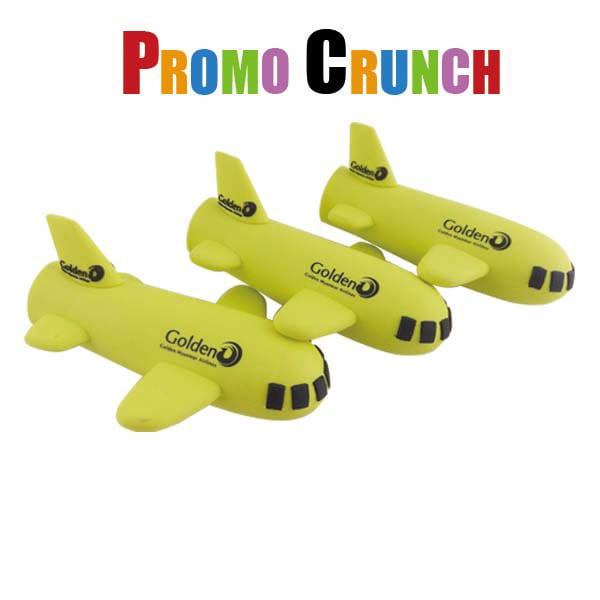 plane shape custom promotional power banks