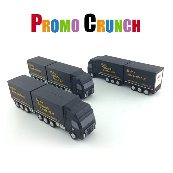 custom truck promotional power banks
