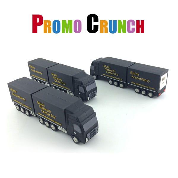 custom truck promotional power banks
