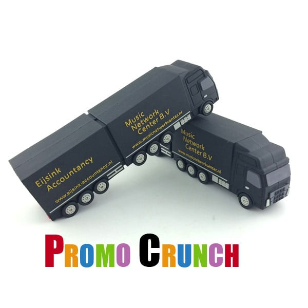 truck custom promotional power banks