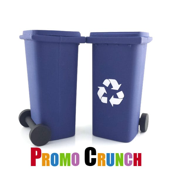 recycle_bin_custom_shape_power_bank