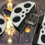 film reel Custom USB PVC Rubber flash drives