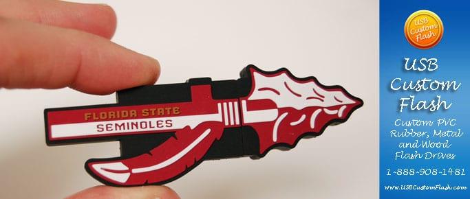 arrow usb custom rubber pvc flash drives