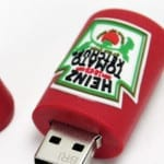 usb custom rubber pvc flash drives