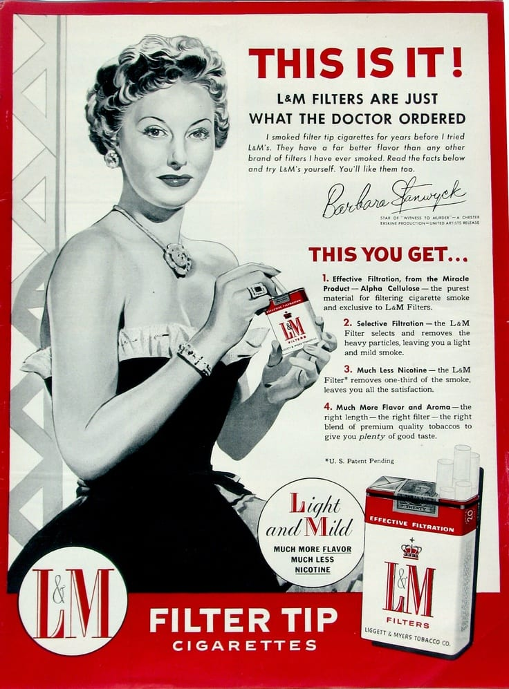 cigarette marketing Cigarette and smokeless tobacco companies spend billions of dollars each year to market their products 1,2 in 2015, cigarette and smokeless tobacco companies spent $89 billion on.