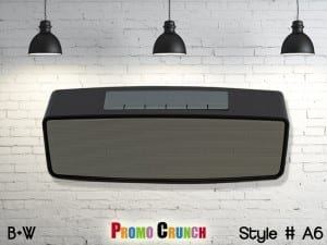 Power up your marketing, promotional and branding campaigns with bluetooth speakers from Promo Crunch