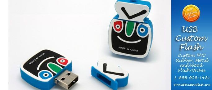 Tivo Custom shaped USB Flash Drive