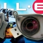 Wall -e custom USB Flash Drive