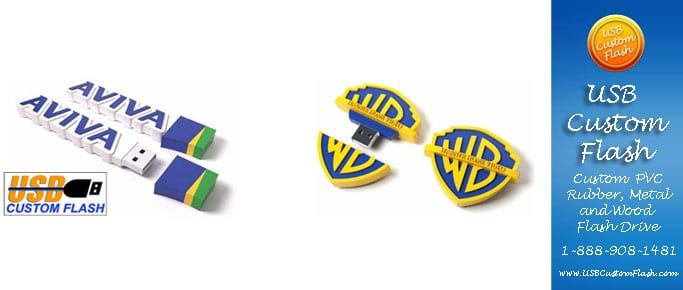 warner bros custom USB Flash Drive