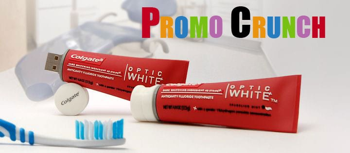 toothpaste tube custom usb custom pvc power banks for marketing and promotional