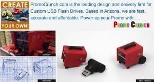 generator custom flash drive