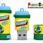 bottle custom shaped USB flash drive for marketing and promotion