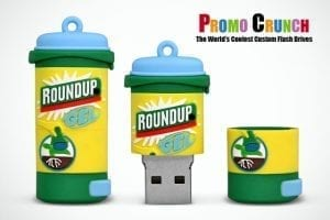 bottle  custom shaped USB flash drive for marketing and promotion