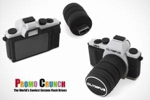 camera custom shaped USB flash drive for marketing and promotion