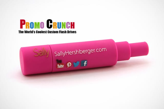 eyeliner mascara tube custom memory flash drive