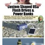 custom usb promotional product