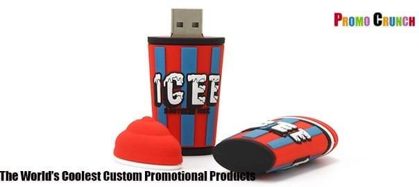 Freezee or Slurpee 3d-custom-usb-flash-drive - World's ...