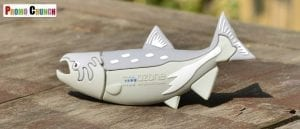 fish-salmon-tuna-shaped custom flash drive usb