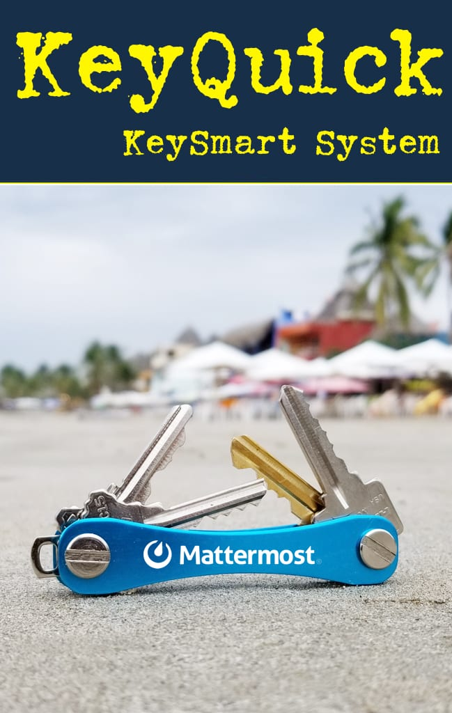 keysmart for tradeshow marketing and b2b promotional products . Metal key organizer for smart key holder. Perfect for trade show and business marketing swag