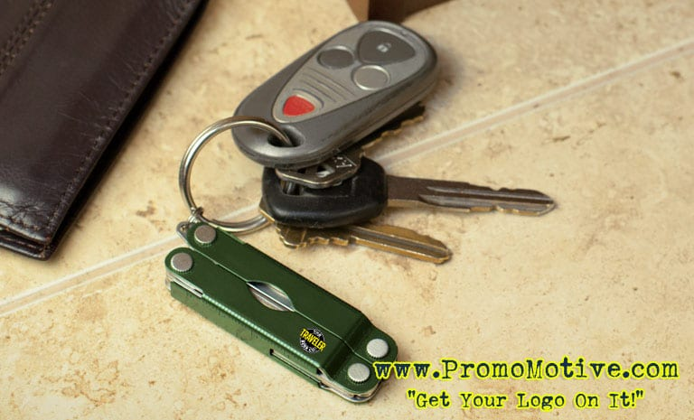 1 edc multi tool for tradeshow, conference giveaway and promotional swag