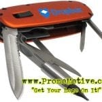 4 edc multi tool for tradeshow, conference giveaway and promotional swag