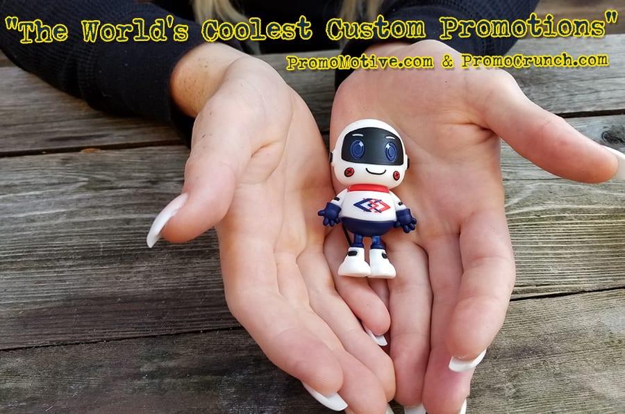 robot shaped  custom shaped usb memory sticks and bespoke flash drives