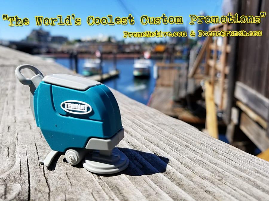 tennant floor cleaner custom shaped usb memory sticks and bespoke flash drives
