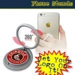 Pop Ring Prop Ring Phone ring holder and grip for tradeshow promo swag